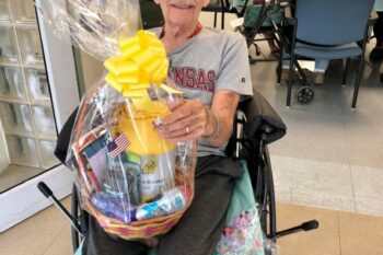 Nominate a Senior Citizen or Veteran to receive some Easter Love